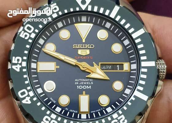 ساعة يد سيكو فايف