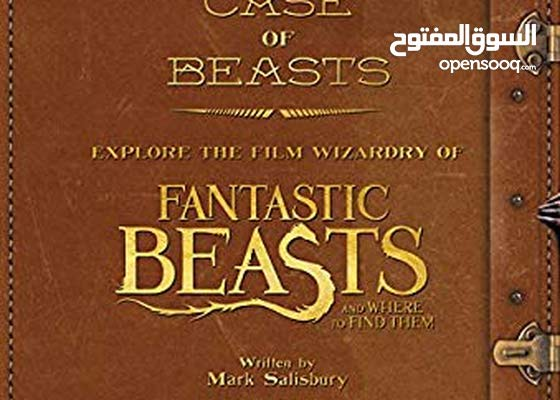 The Case of Beasts: Explore the Film Wizardry of Fantastic Beasts and Where to F
