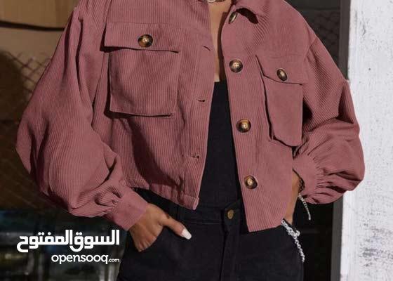 Flab pocket Drop shoulder jacket