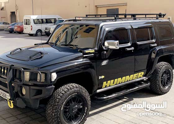 بيعة سريعة همر 2008 h3 للبيع