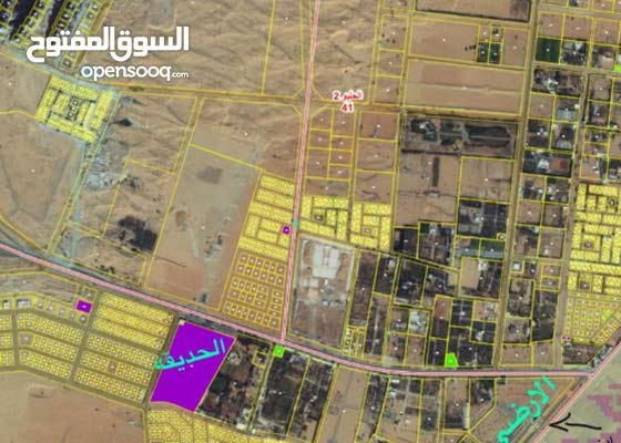 تملك ارض سكنيه بموقع مميز مجهز بالشوارع والخدمات من المطور مباشره مع تسهيلات بالدفع بادر الحجز****