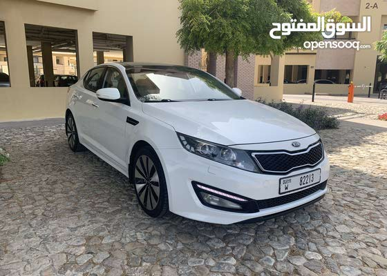 kia Optima 2014 top of the line GCC