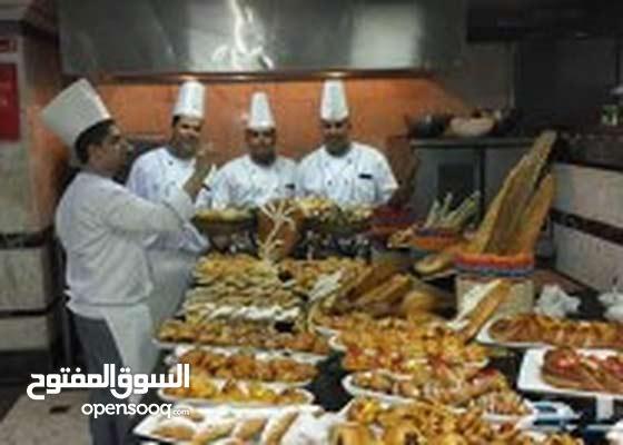 شيفات طباخين انترناشونال خبرة فنادق ومطاعم