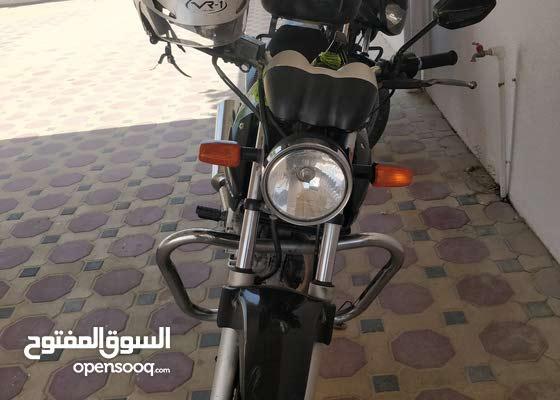 honda cbx 250 twister with ine year mulkia
