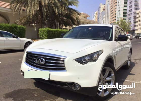 Infiniti QX70S 2015 GCC