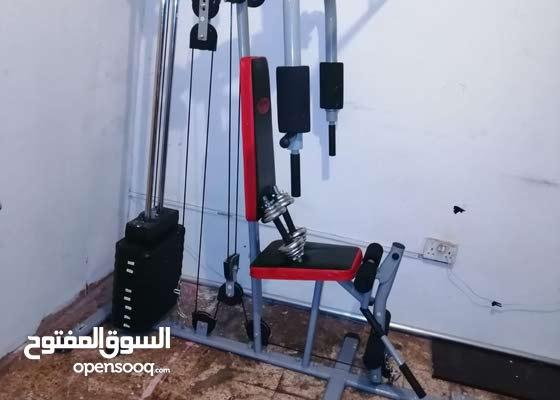 Gym multimachine