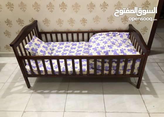 سرير اطفال للبيع اثاث اطفال جدة السلامة 135075042 السوق المفتوح