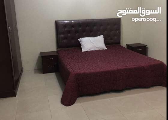 شقة مفروشة ممتازة(غرفتين وصالة)للإيجار الشهري والسنوي