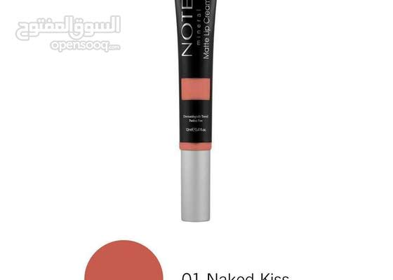 NOTE MINERAL LIP CREAM - Naked Kiss 01