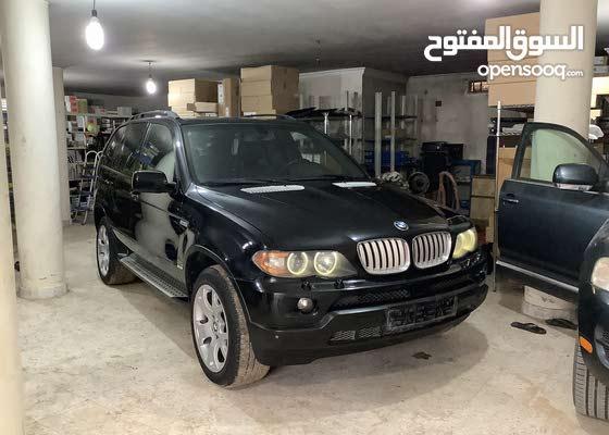 BMW X5 4.4