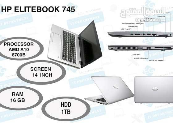 Hp EliteBook 745 G3 General