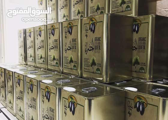 زيت زيتون الخضراء تونسي بكر مضموووون (اذا لم ترضيك الجودة استرجع المبلغ بالكامل)