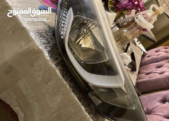 Hyundai Elantra 2015 headlights