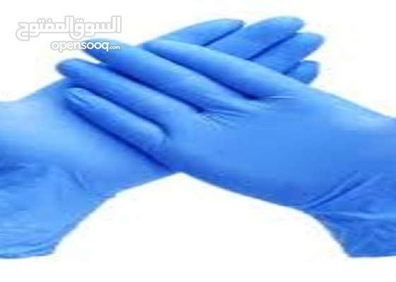 Wholesale Nitrile gloves powderfree,Latex and Vinyl Gloves