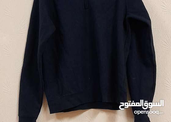 midnight blue sweater jacket