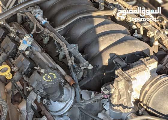 Chevrolet lumina SS 2005 crashed