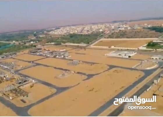للبيع ارض سكنية  منطقة الزاهية - على ش الشيخ محمد بن زايد - عجمان KBH 022