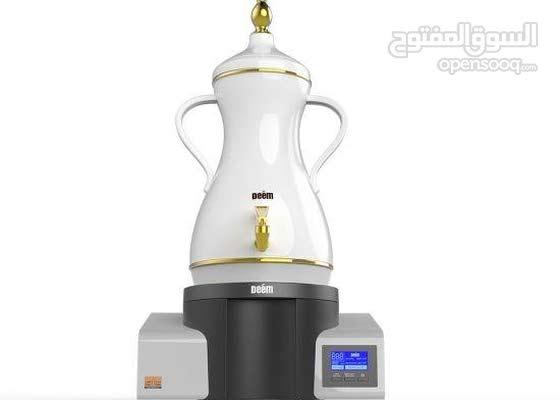 دلة الضيوف ماكينة وصانعة القهوة العربي عرض خاص جدا فقط 999 ريال بدل من 1525