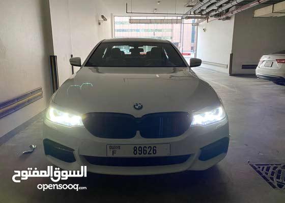 BMW 530  وارد امريكا