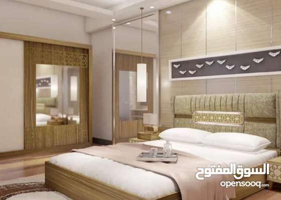غرف نوم بأمكانيه التفصيل بأسعار تناسب الجميع