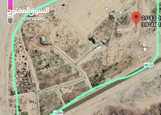 مزرعة للبيع شمال مكة المكرمة