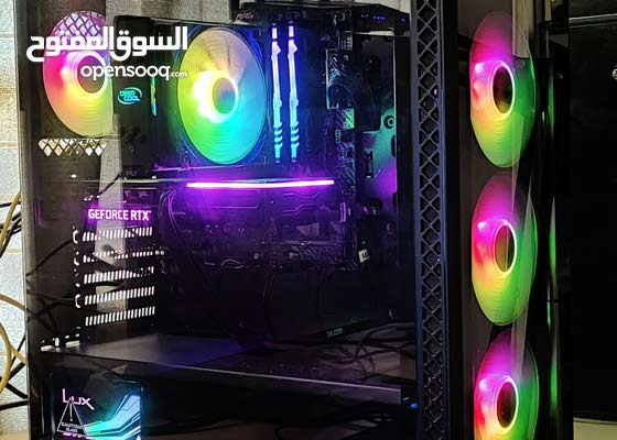 Gaming PC RTX 3060ti for sell