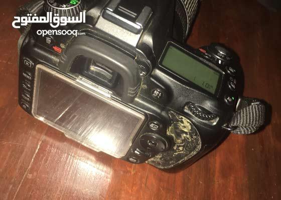 كاميرا نيكون اصليه