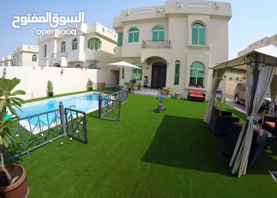 standalone villa in al-waab with private swimming pool 6BHK sime furnished