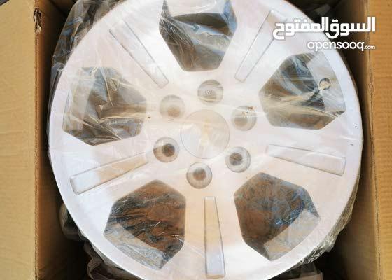 GMC Sierra - Silverado 18 Rims (X4) - جنط جي إم سي سييرا سيلفرادو اصلي