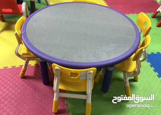 آثاث حضانة اطفال جديد للبيع .