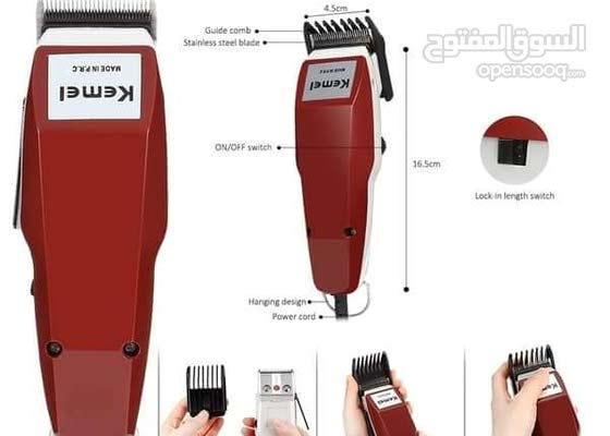 عرض خاص ماكينة حلاقة الشعر كيمي kemei km