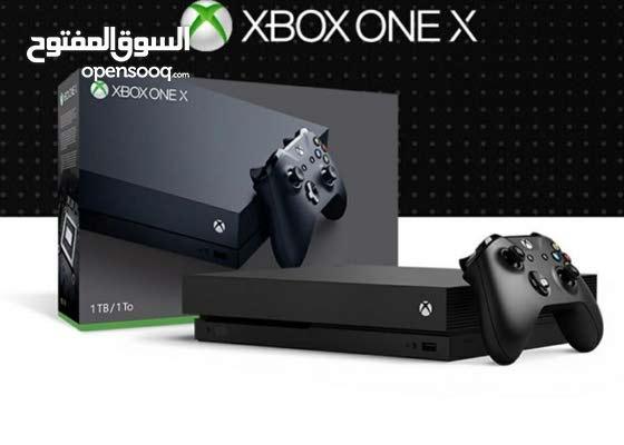 Xbox 1x Available Now Call Or Watsapp 91726717 138463080 السوق المفتوح