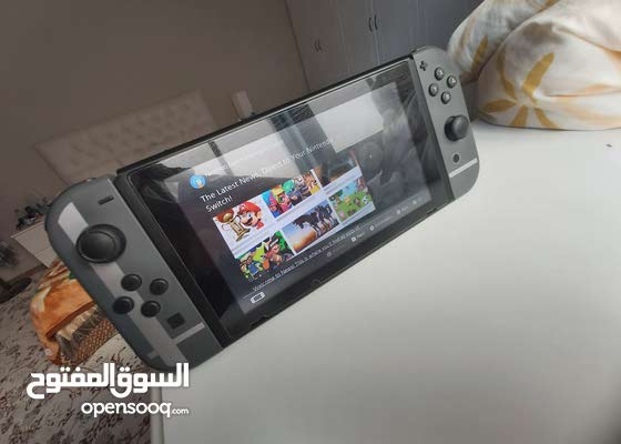 نيتندو سويتش Nintendo switch