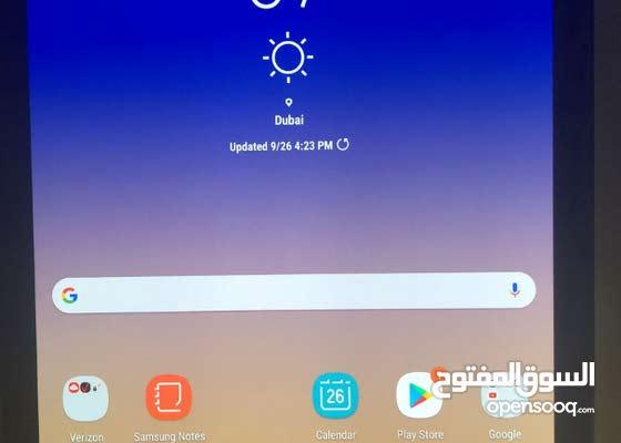Galaxy Tab S4 (2018) 10.5 Inch, 64GB, 4GB RAM, Wi-Fi, 4G LTE, Black