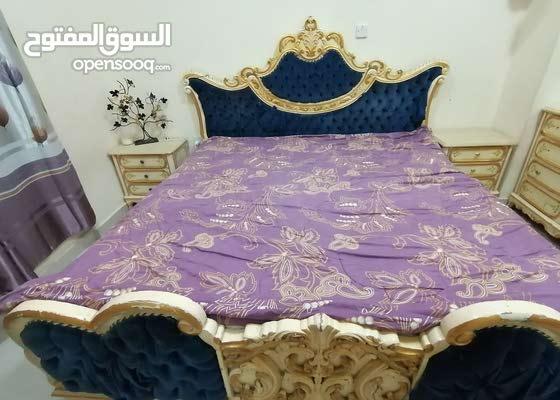 غرفه نوم كامله خشب مصري