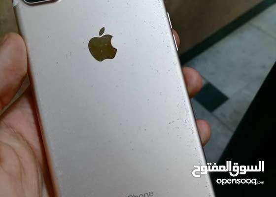 iphone 7 plus  مش مفتوح الجهاز بكل بطاريته 78