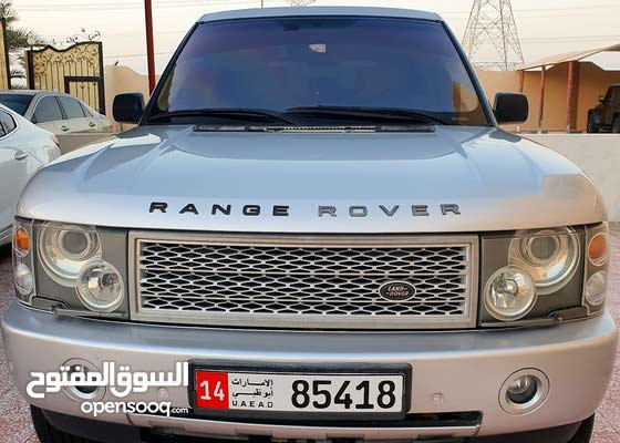 رنج روفر فوج 2004 range rover vogue 2004