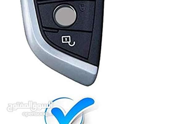غطاء بيت مفتاح من الكربون الفاخر للسيارات النيسان واللكزس BMW