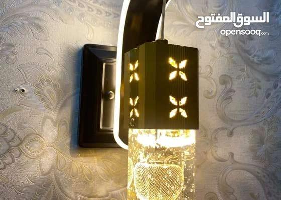 براكيت ليد شمسي مناسب لغرف النوم والممرات والصالات