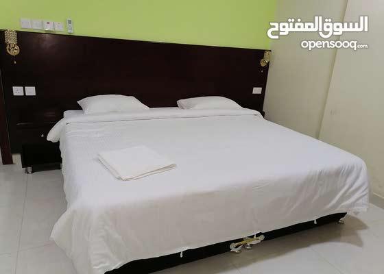 شقه وغرف مفروشة للايجار اليومي room for rent