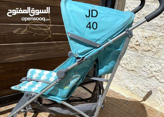 عرباية أطفال خفيفة نوم ماماز آند باباز Mamas & Papas بحالة جيدة