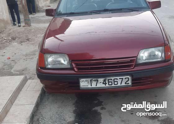 سيارة اوبل كاديت 1991 للبيع