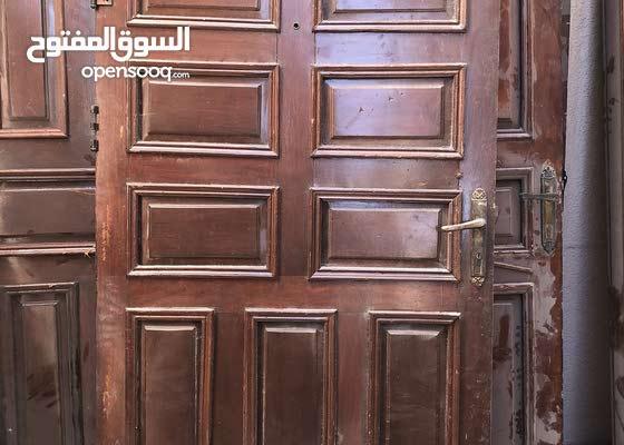 أبواب خشبية للبيع أبواب وشباببيك أبواب جدة الصفا 141401984 السوق المفتوح