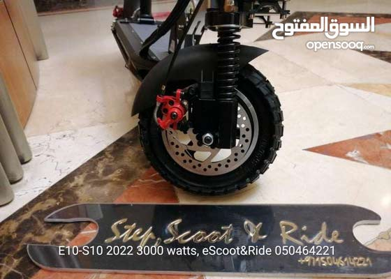 electric scooter e10-s10 2022