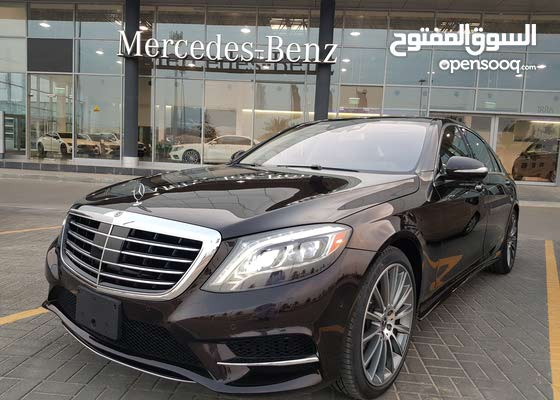 No accident, No flood. Very low mileage 23000Km. Mercedes-Benz S-Class S550 AMG