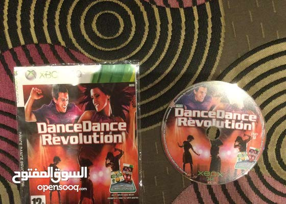 Xbox 360 dancing game