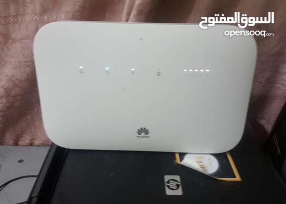 Huawei  4G plus unlock  router  for  sale