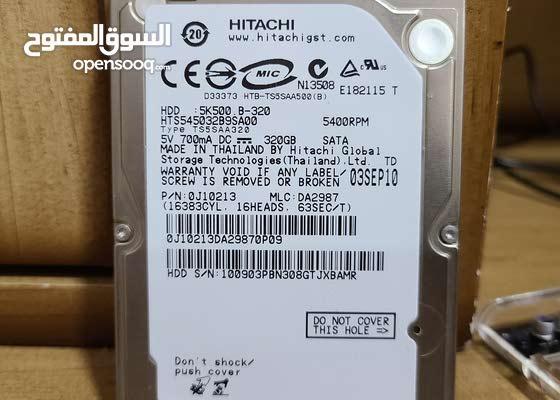 Hitachi HTS545032B9SA00 320GB 5200RPM HDD