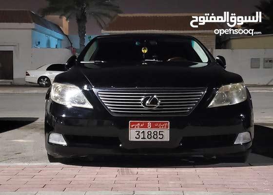 lexus 460 L