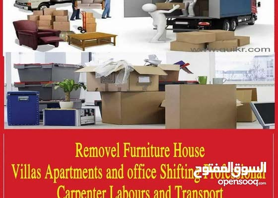 House villas apartment shops  shifting moving transfer company available are you